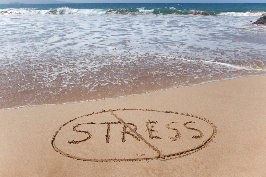 Stress management is about reducing pressures and being mindful